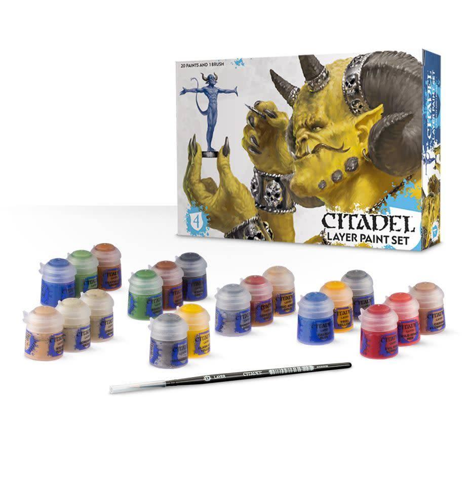 Citadel Citadel Paint Set: Layer