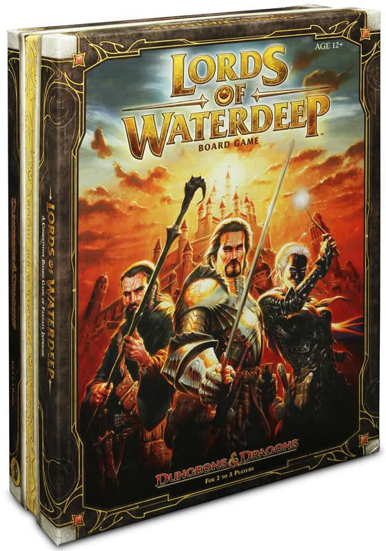 Wizards of the Coast Lords of Waterdeep D&D Board Game