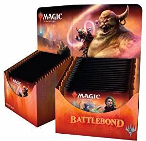 Wizards of the Coast Magic: Battlebond Booster