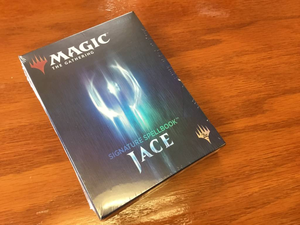 Magic the Gathering Magic : Jace Signature Spellbook