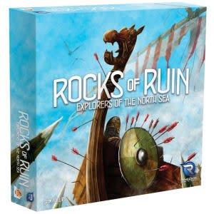 Renegade Explores of the North Sea: Rocks of Ruin exp