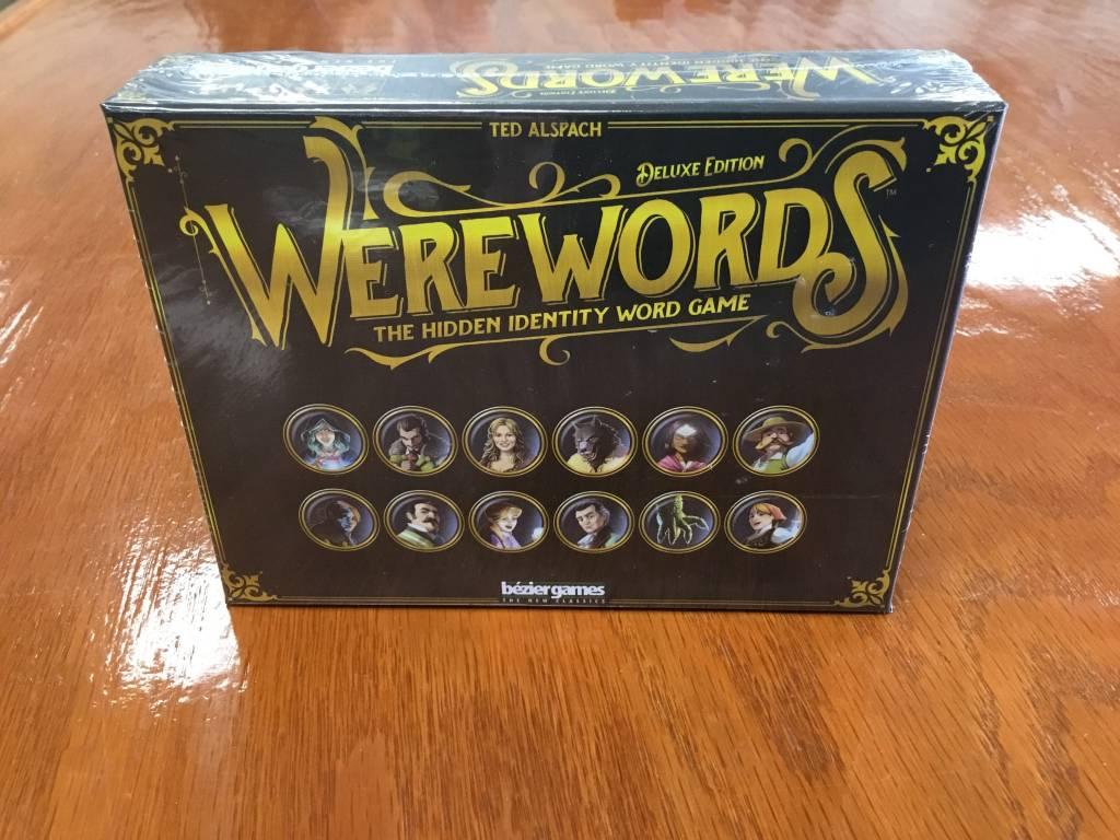 Bezier Werewords: Delux Edition