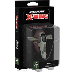 Fantasy Flight Star Wars X-Wing 2nd ed: Slave I