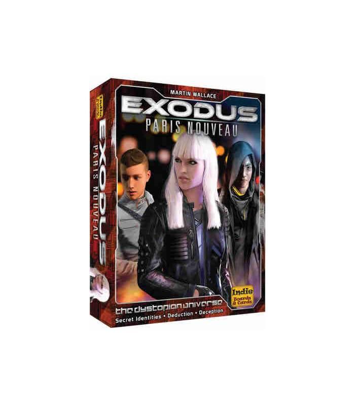 Indie boards & cards Exodus Paris Nouveau