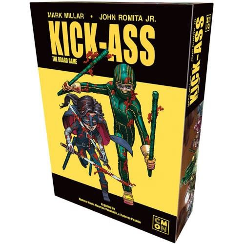 Cool Mini or Not Kick-Ass