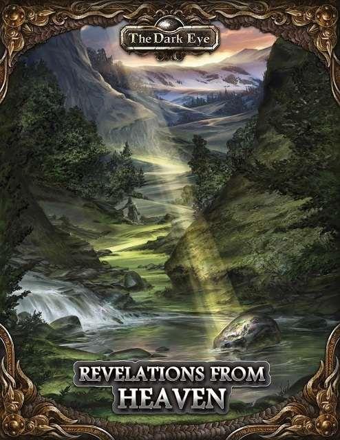 Ulisses The Dark Eye RPG: Revelations From Heaven