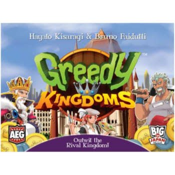 AEG Greedy Kingdoms