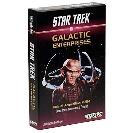 Wizkids Start Trek Galactic Enterprises
