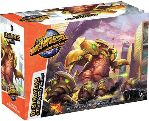 Privateer Press Monsterpocalypse: Destroyers starter