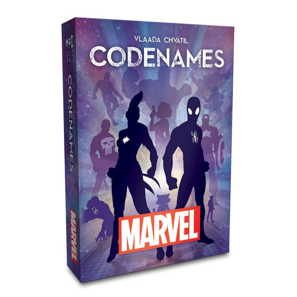 USAOpoly Codenames: Marvel