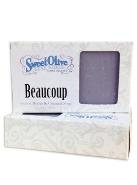 Sweet Olive Soap Works Beaucoup Soap Bar