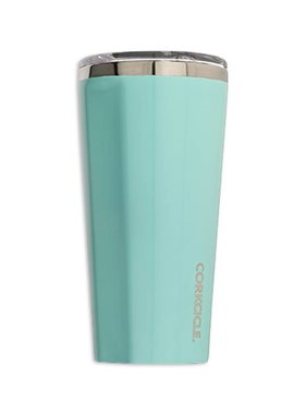 Corkcicle Stainless Tumbler, Turquoise