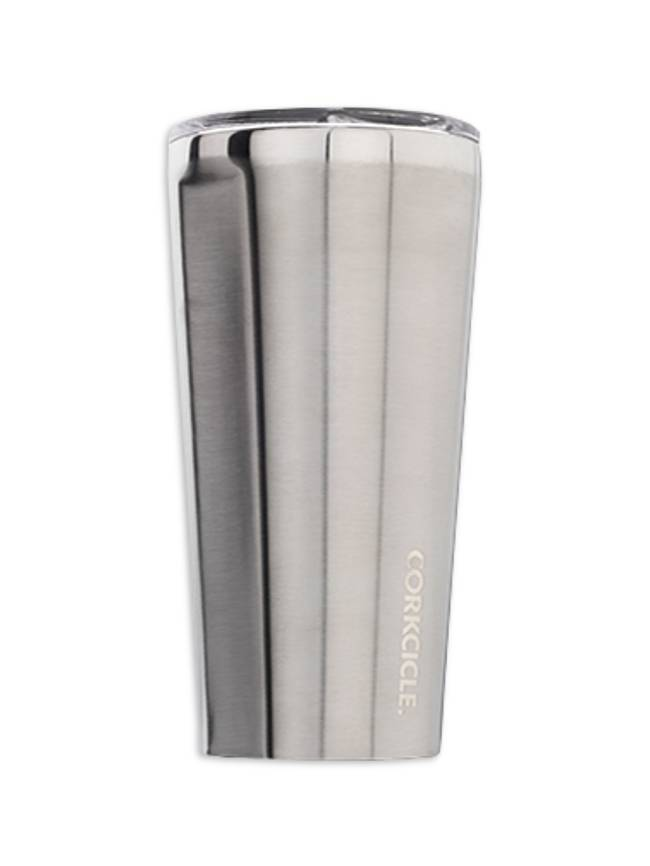 Corkcicle Corkcicle Stainless Tumbler, Brushed Steel