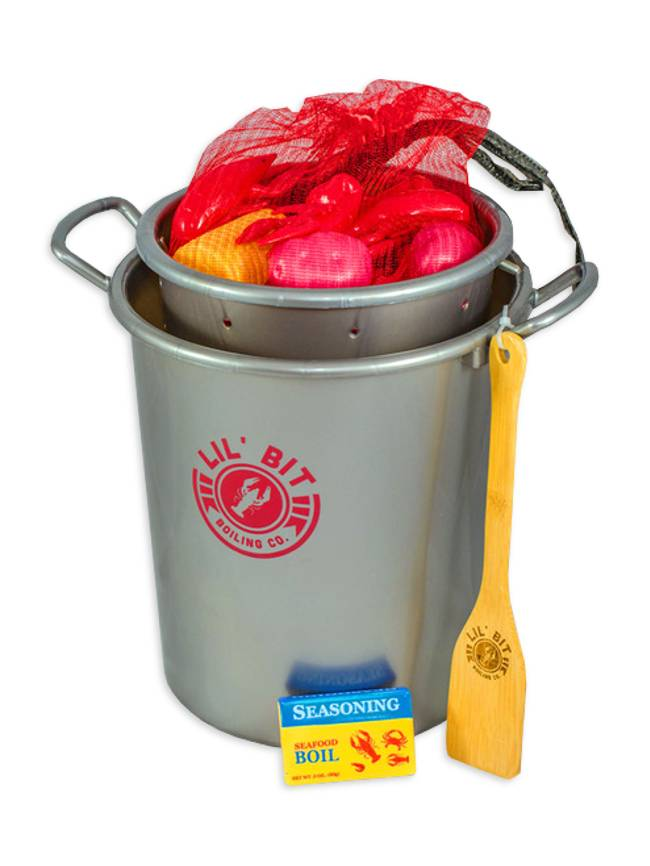 Lil Bit Crawfish Boil Set