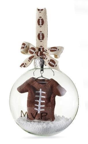 Football MVP Ornament