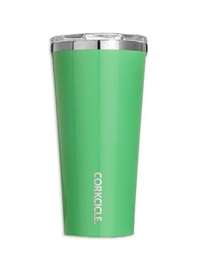 Corkcicle Stainless Tumbler, Caribbean Green