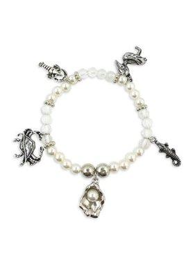 Bracelet, 5 Charm Louisiana