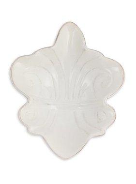 Fleur de Lis Shaped Bowl
