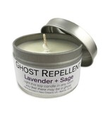Mini Ghost Repellent Soy Candle