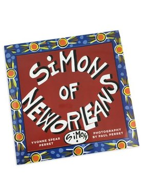Simon of New Orleans Simon of New Orleans Art Book