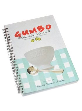 Book, Gumbo Cookbook
