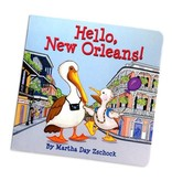 Hello, New Orleans! Book