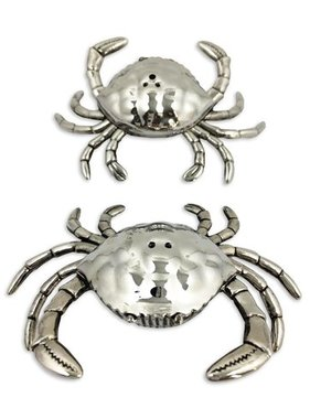 Crab Salt & Pepper Shakers