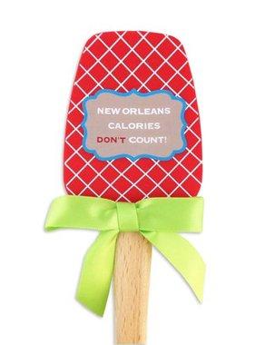 Nola Tawk New Orleans Calories Spatula