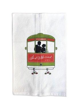 Towel, Just Married