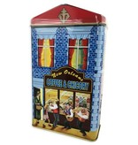 Coffee and Chicory in Decorative Tin