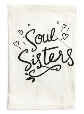Primitives by Kathy Soul Sisters Towel