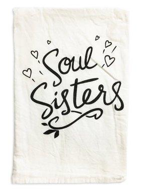 Primitives by Kathy Soul Sisters Towel
