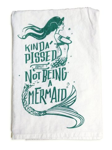 Primitives by Kathy Mermaid Towel