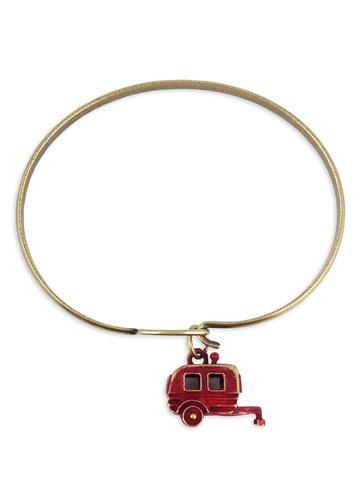 Camper Charm Bracelet