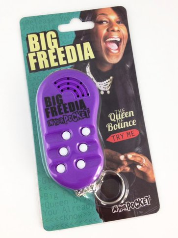 Big Freedia In Your Pocket
