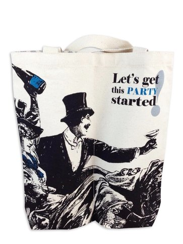 Let's Get This Party Started Tote