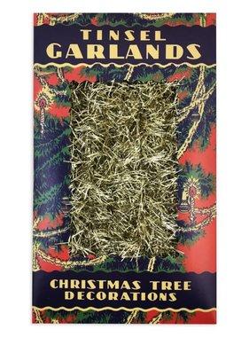 Antique Tinsel Garland