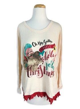 Holly Jolly Christmas Tunic