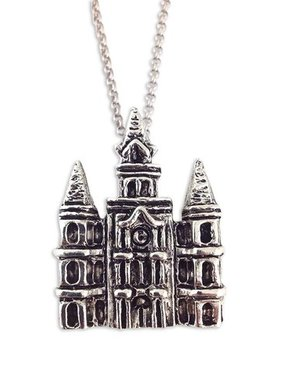 St. Louis Cathedral Necklace