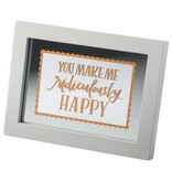 You Make Me Ridiculously Happy Wall Art