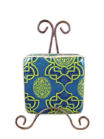 Easel Coaster Set