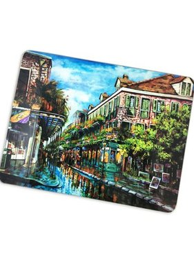 Artist Alley Tempered Glass Cutting Board