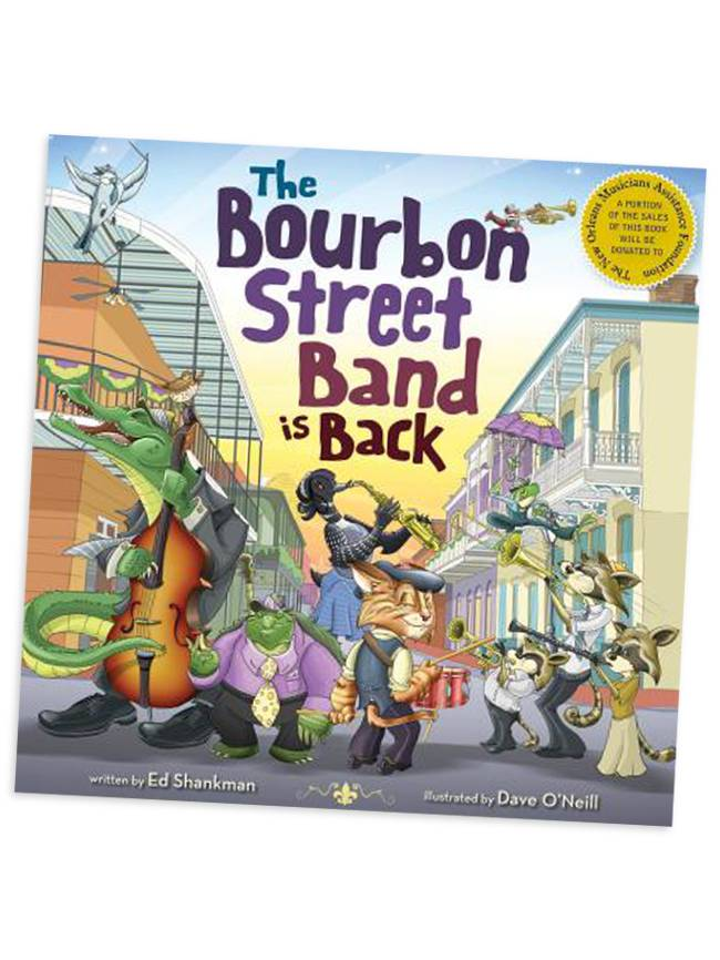 The Bourbon Street Band Is Back