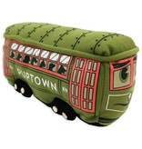 Puptown Toys Charles the Streetcar Plush Dog Toy