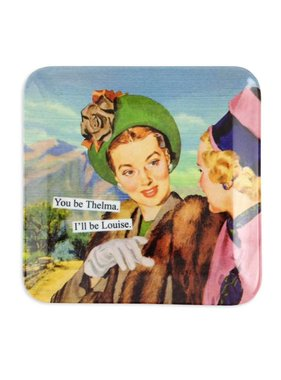You Be Thelma Mini Tray by Anne Taintor