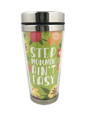 Step Mommin' Ain't Easy Tumbler