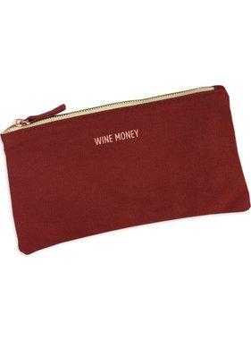 Wine Money Pouch
