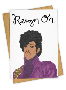 Greeting Card, Reign On
