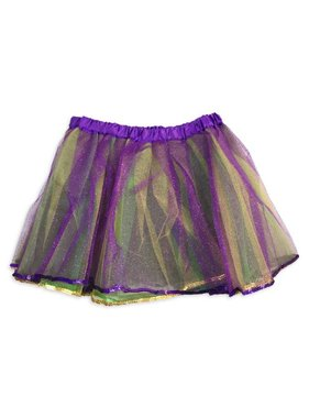 Mardi Gras Tutu for Kids