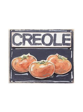 Home Malone 3D Creole Tomato Sign